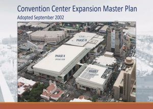 Phoenix Convention Center aerial photos
